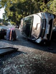20 personas murieron en siniestros de tránsito durante la primera quincena de enero