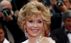Jane Fonda devela que le extirparon un tumor canceroso del labio inferior
