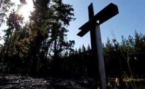 Varios ataques incendiarios registrados en el sur de Chile antes de la llegada del papa