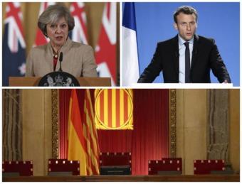Europa y el día de la marmota catalana