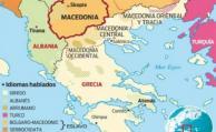 Grecia pretende resolver la disputa sobre el nombre de Macedonia