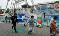 Tokio tuvo su primer simulacro de evacuación ante eventual ataque de misiles