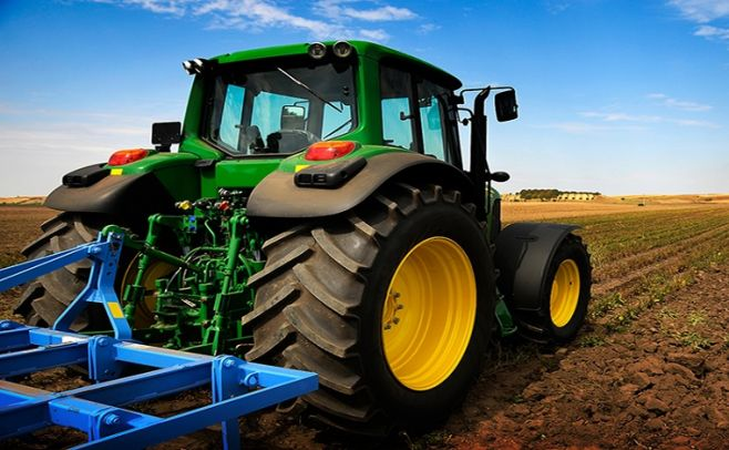 Inversión en maquinaria agrícola aumentó un 22%