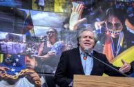 """Almagro califica de """"farsa"""" la convocatoria de presidenciales en Venezuela"""