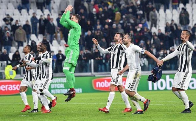 Gonzalo Higuaín contribuyó para la victoria de la Juventus
