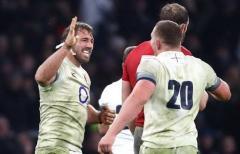 Inglaterra e Irlanda mandan en el 6 Naciones
