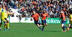 España pateó el tablero del rugby europeo