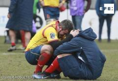 España, sin Mundial de Rugby en medio de la polémica por el árbitro