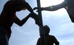 """Viñas: perforación """"desprolija"""" de Petrel está poniendo en peligro nuestra reserva de agua subterránea"""