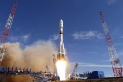 Costa Rica celebró el lanzamiento del primer satélite centroamericano