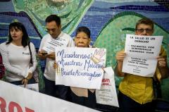 """""""Hoy en Venezuela el que no tiene plata se muere"""""""