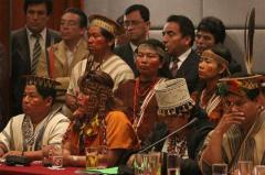 Conocimiento ancestral indígena contra el cambio climático