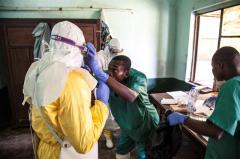 "Epidemia de ébola en Congo entra en ""nueva fase"""