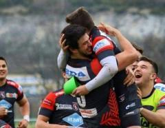 """Leindekar: """"En Oyonnax el rugby es lo máximo"""""""