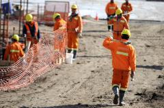 Situación actual de los trabajadores de la construcción