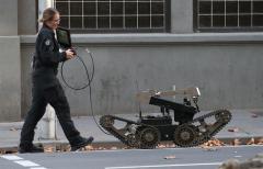 """Kiev: Tras aviso de bomba, fuerzas de seguridad no hallaron """"artefactos explosivos"""""""