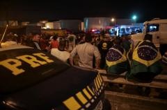 Fuerzas Armadas brasileñas liberarán rápido rutas cortadas por camioneros