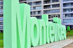 Cierra votación para elegir propuesta de intervención del letrero de Montevideo