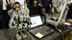 China publica su primer libro de texto sobre inteligencia artificial