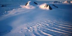 Cambio climático: ¿agua de la Antártida contra la sequía?