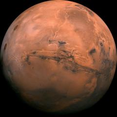 Lago de agua líquida en Marte aumenta probabilidad de vida