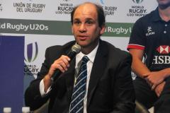 Sudamérica Rugby recorrió las Uniones buscando mejorar el Alto Rendimiento