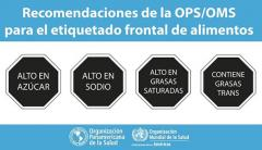 Uruguay es el primer país del Mercosur en aplicar decreto de etiquetado de alimentos