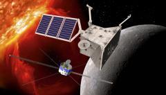 La misión europea BepiColombo, lista para partir hacia Mercurio en un mes