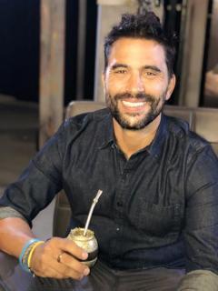 """Ignacio Serricchio quiere ser """"voz y apoyo"""" de los que sufren depresión"""