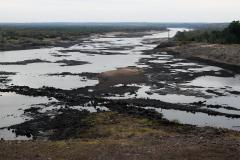 El río Negro se contamina mientras se crea nueva comisión deliberante