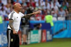 "Sampaoli, sobre Argentina en Mundial: ""Cada partido era casi un sufrimiento"""