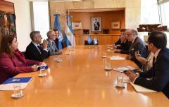 Canciller argentino viaja a Montevideo para analizar negociaciones con UE