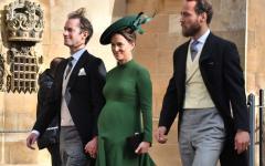 Pippa Midleton, hermana de la duquesa de Cambridge, dio a luz a un niño