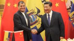 """Los negocios de Rafael Correa con China: """"el más grande atraco en la historia de Ecuador"""""""