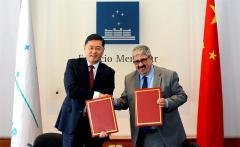 Gobierno y vicecanciller chino destacan crecimiento del comercio bilateral