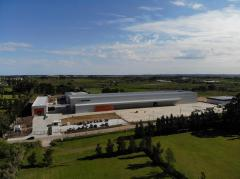 Empresa uruguaya invierte en nueva planta industrial con miras a exportar