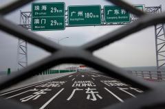 China lista para inaugurar el puente más largo del mundo