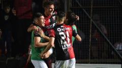 Gonzalo Bueno le dio el triunfo a Colón sobre River Plate