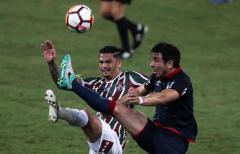 Fluminense en Montevideo