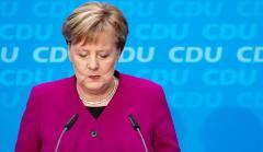 La llegada y la retirada de Merkel