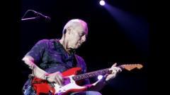 Mark Knopfler, veinte años demostrando que hay vida después de Dire Straits