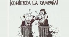 En campaña