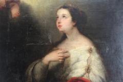 El misterio del cuadro robado que apareció en Uruguay