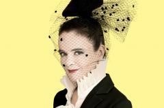Amélie Nothomb por Natalia Mardero