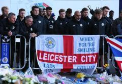El Leicester homenajeará a su presidente fallecido