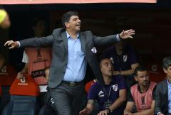 Biscay y Maidana se mostraron conformes con el empate logrado ante Boca