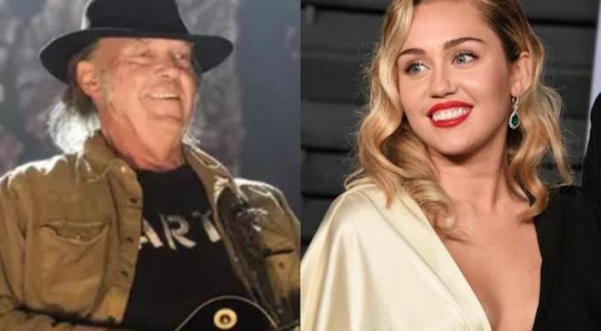 Neil Young y Miley Cyrus pierden sus casas por incendio de California