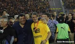 """Jorge Barrera: """"El partido con Liverpool fue el que marcó el temple del técnico"""""""