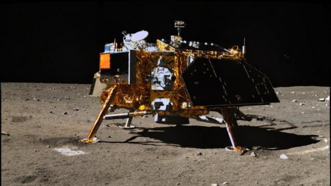 Anuncian sonda Chang'e-4 al lado oculto de la Luna