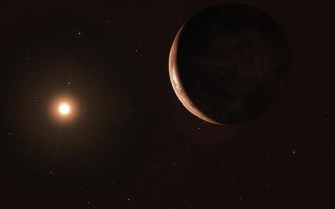 Descubren un exoplaneta frío y oscuro, vecino de nuestro Sistema Solar